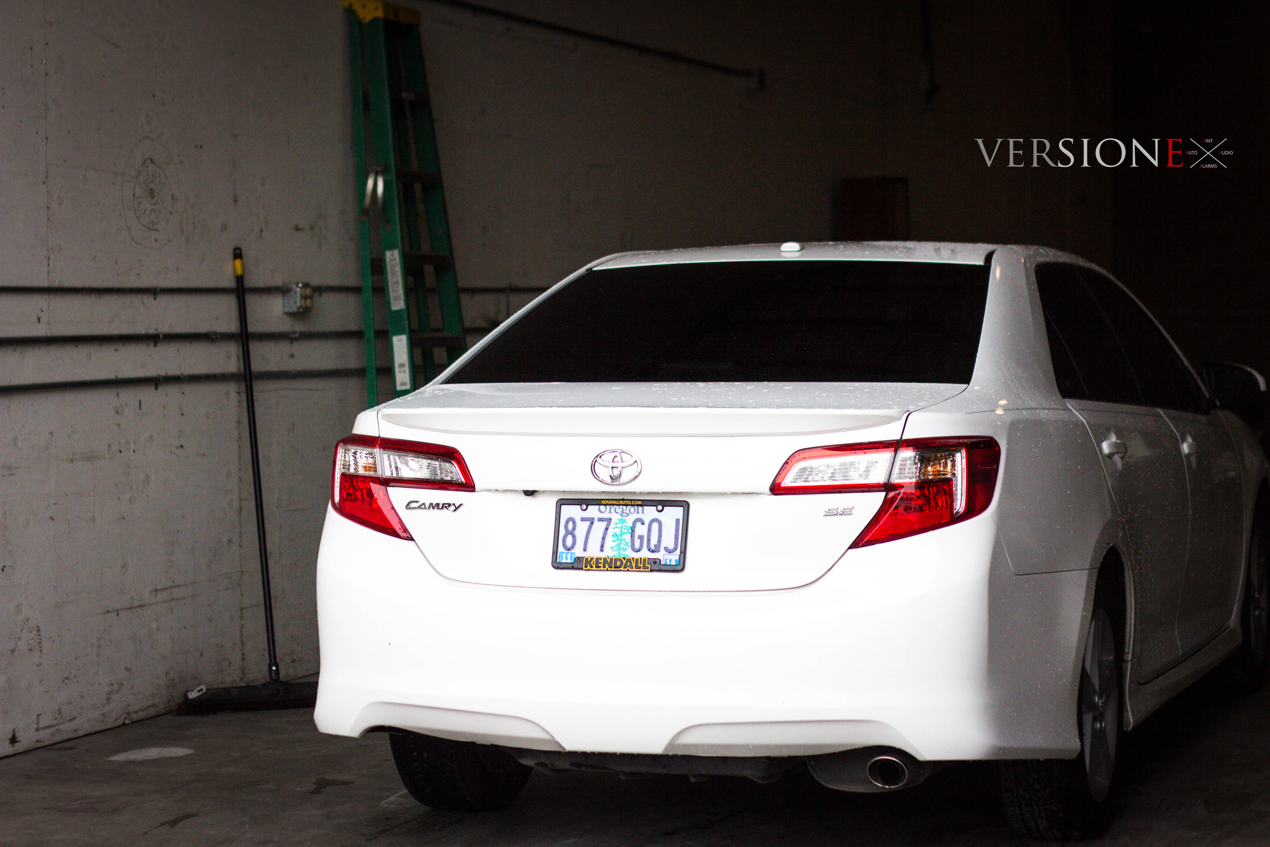 2014 Toyota Camry Solar Guarded!  Window Tint: 20% all around