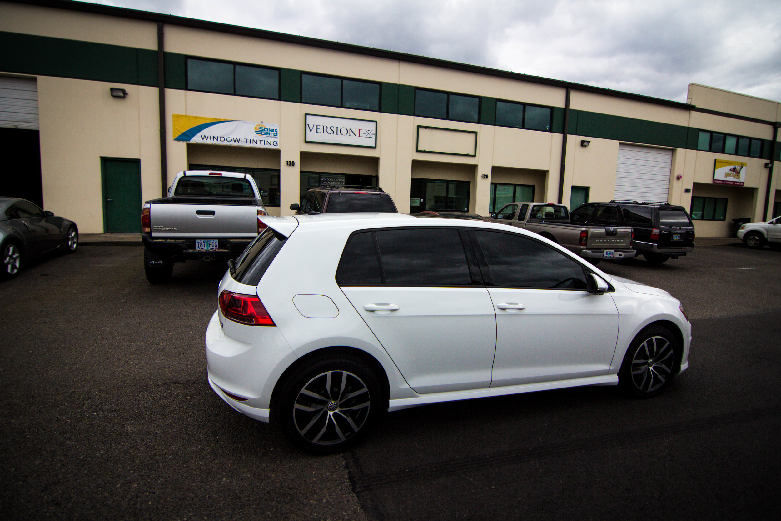 2015 Volkswagen came straight from the dealership!  Window Tint : 15% all around.