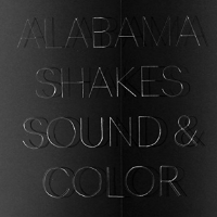 5.  Alabama Shakes -   Sound & Color