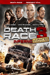 Death Race 3   Video Assist