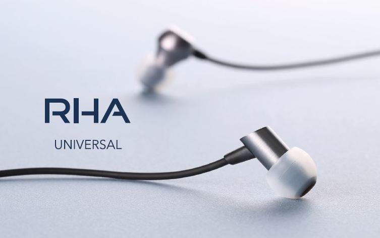 RHA Universal Series trifold