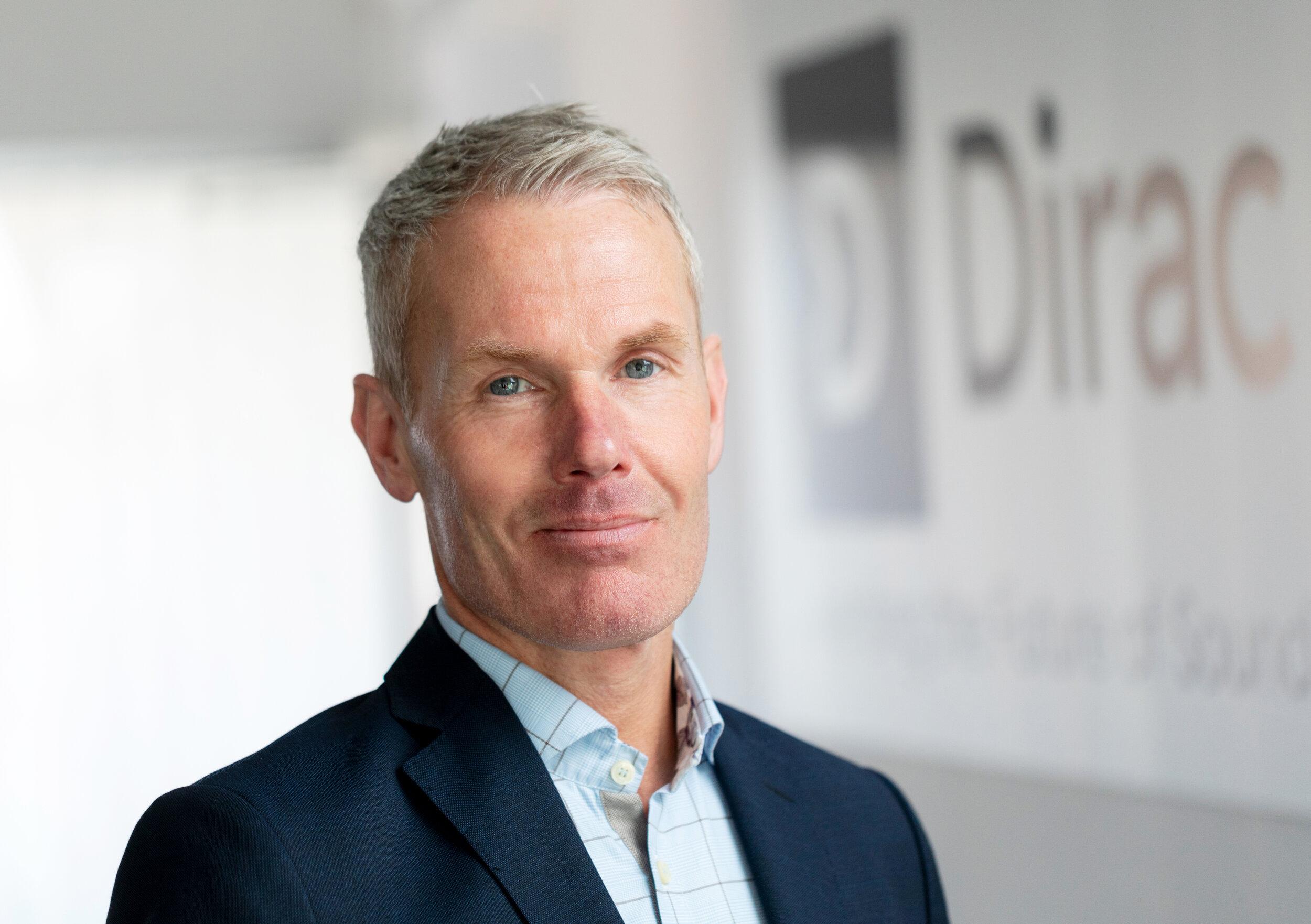 Lars Isaksson, GM of Headphone Audio - Dirac
