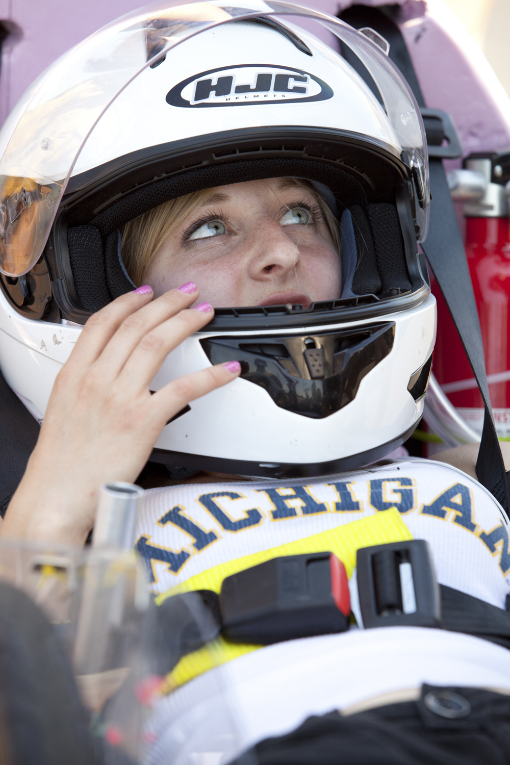 Laura Pillari - UM Supermileage Team