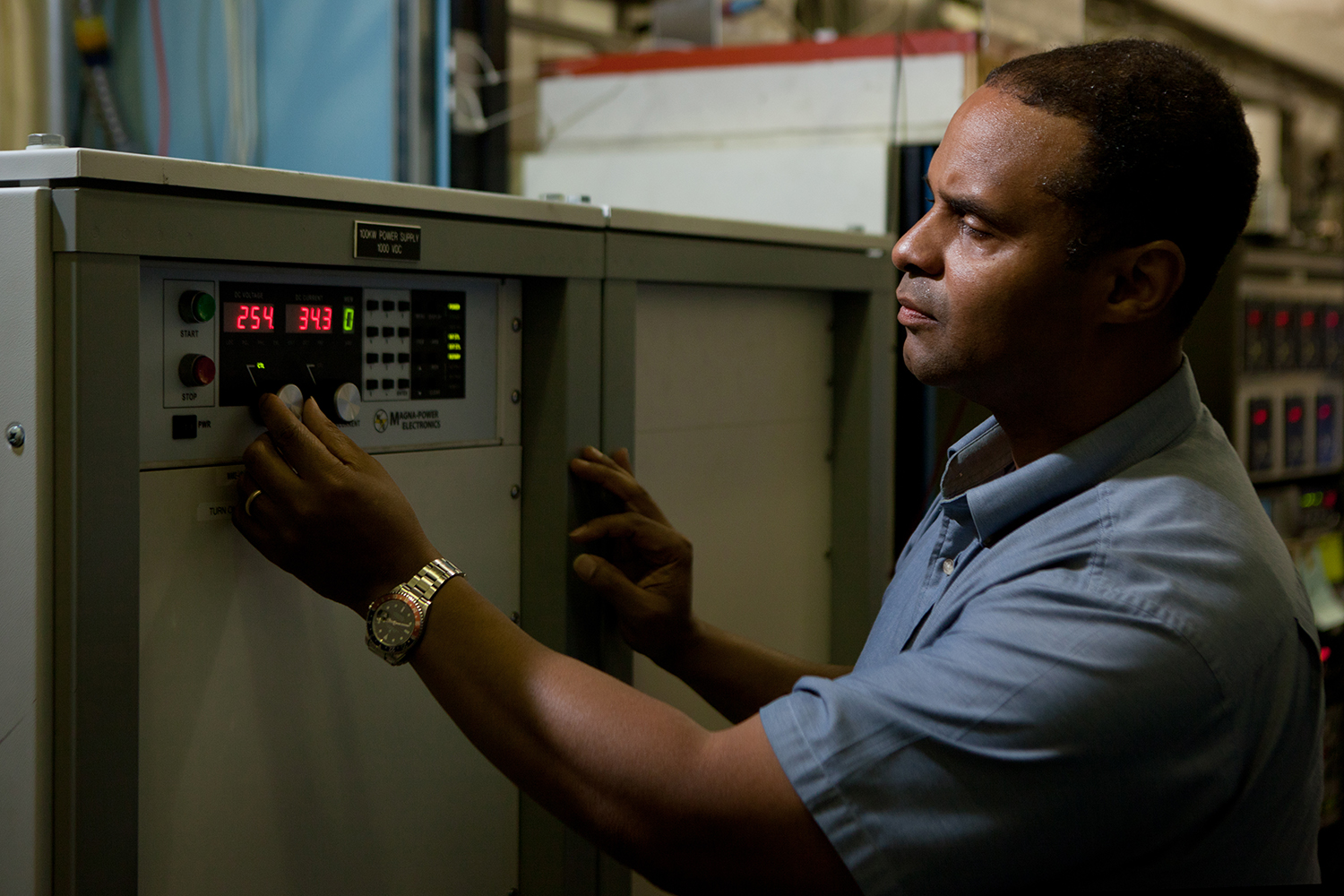 Plasmadynamics and Electric Propulsion Laboratory