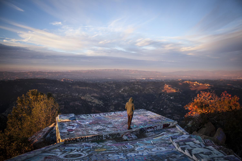 Dominic Stunt High Trail