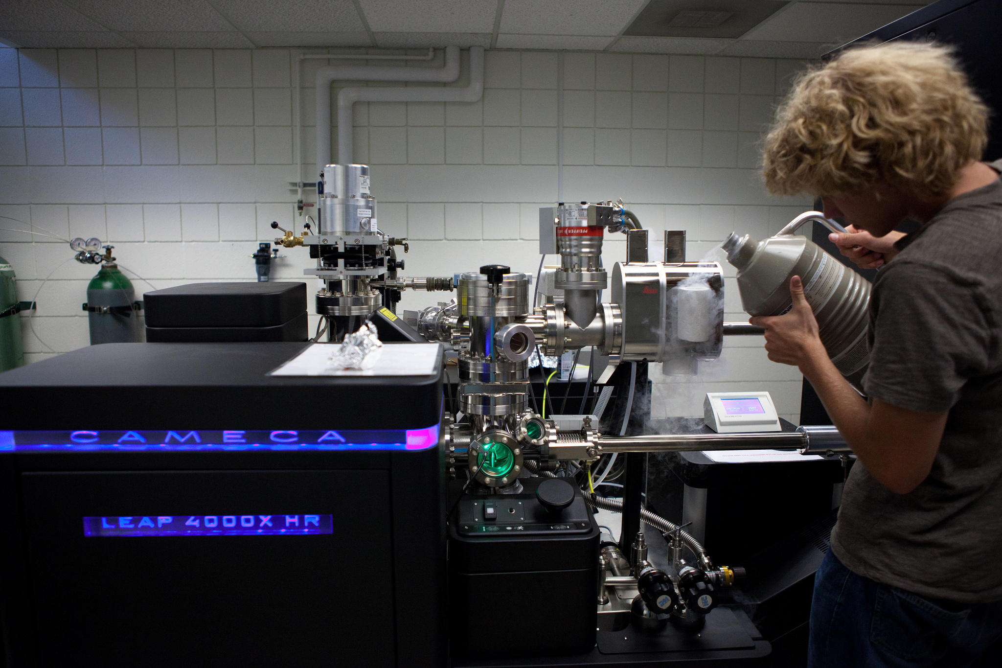 Adam McFarland - Materials Science Engineering