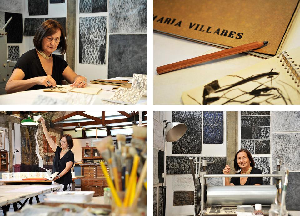 visual artist são paulo, brazil •  maria villares