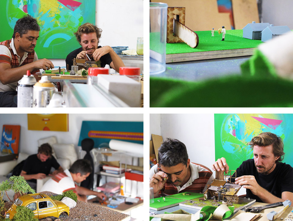 visual artist, buenos aires, argentina •  orillo blandini and partner