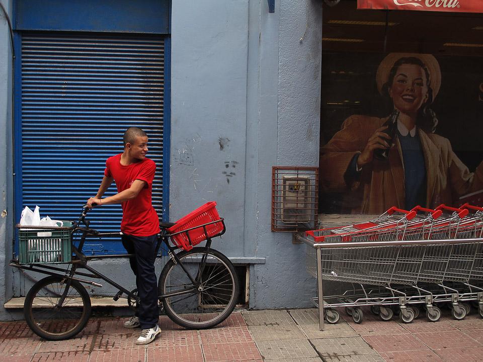 streetscene , montevideo, uruquai 2014