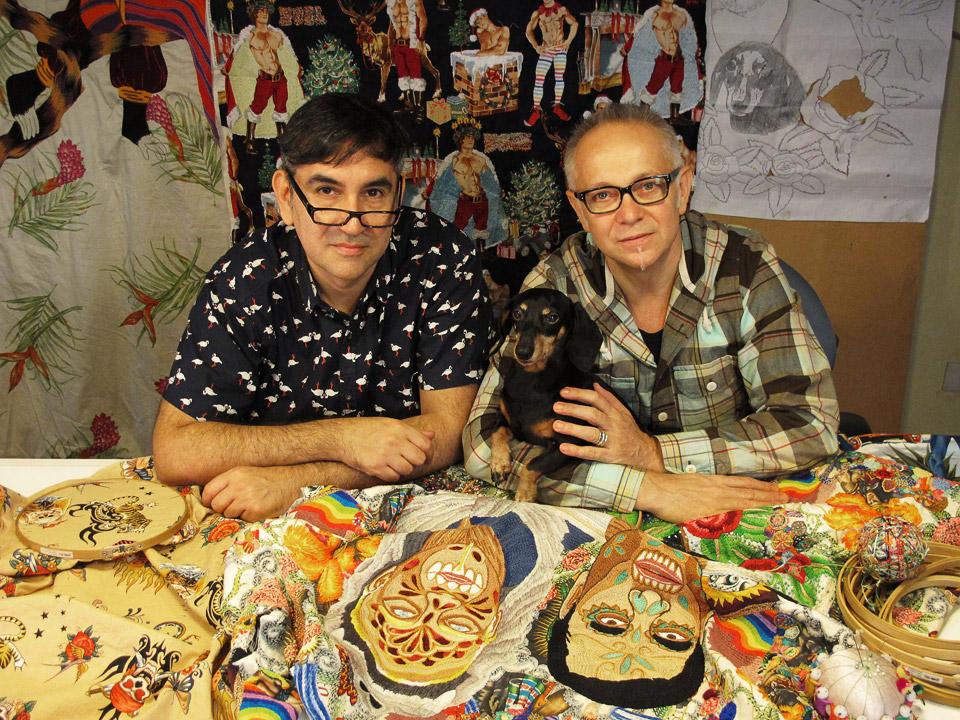 visual artist, buenos aires, argentina •  leo chachio & daniel giannone