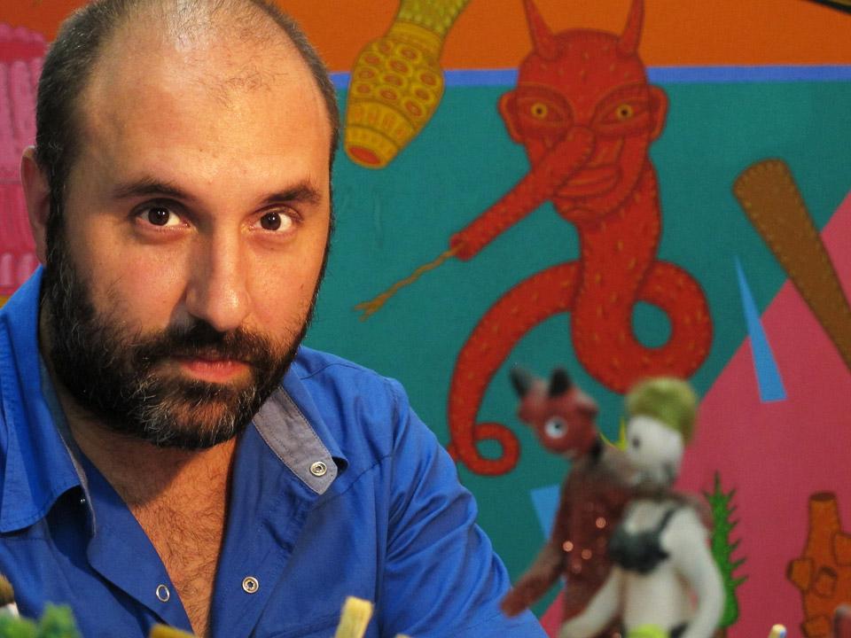 visual artist, buenos aires, argentina •  diego perrotta