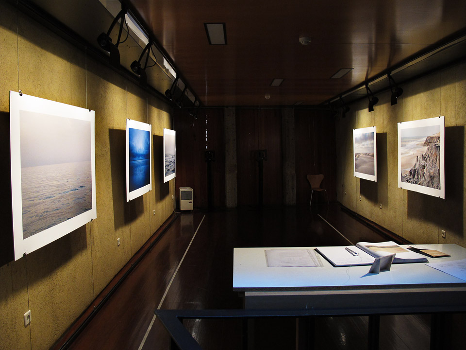 museu da imagem , braga, portugal   • exhibition  horizons & forests 2012