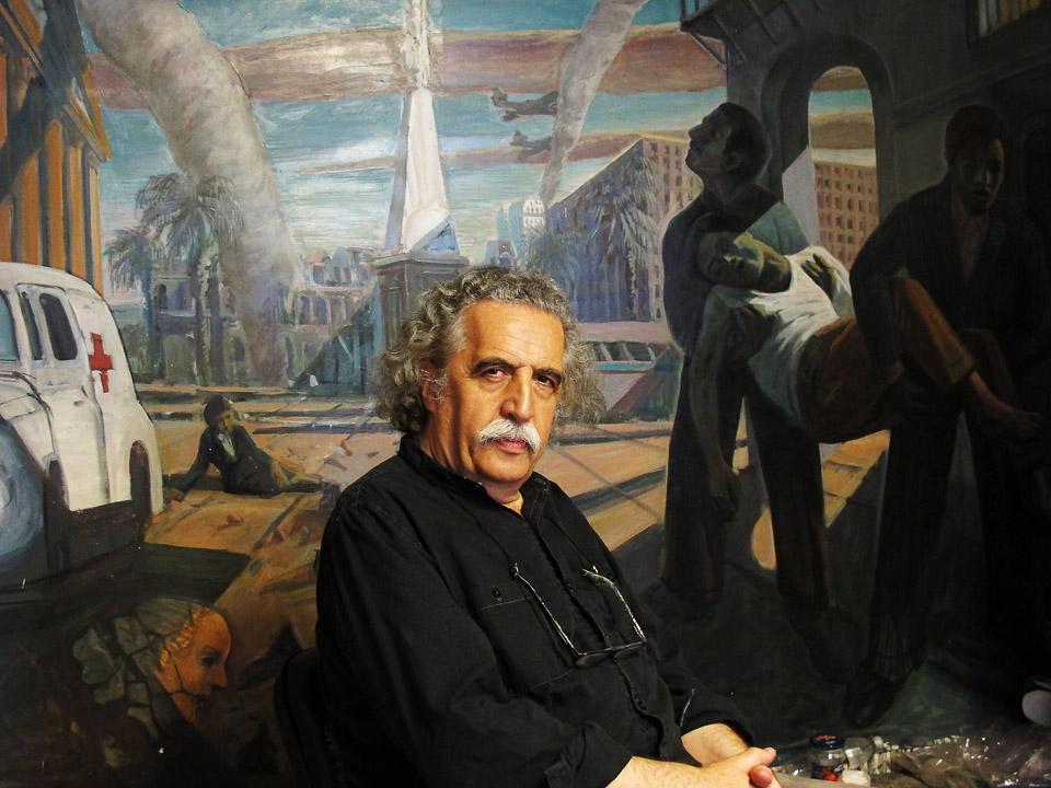 visual artist, buenos aires, argentina •  daniel santoro