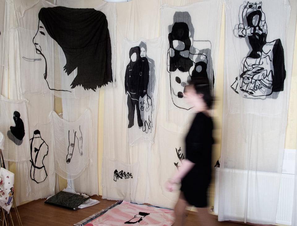 visual artist, istanbul •  günes terkol