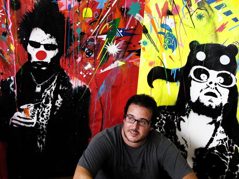 visual artist, montevideo, uruquai •  santiago velazco