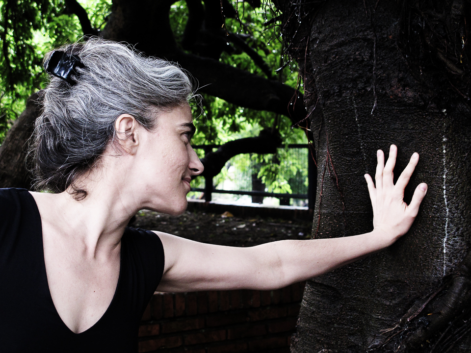 performing artist, montevideo, uruquai •  cecilia vignolo