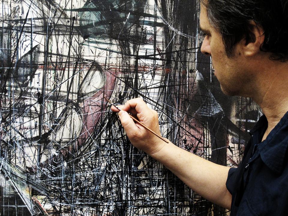 visual artist, montevideo, uruquai •  marcelo legrand