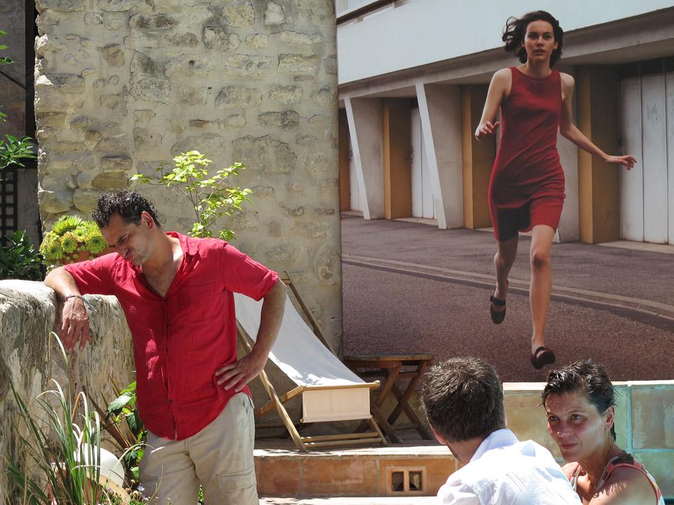 les rencontres de la photographie arles , france 2012