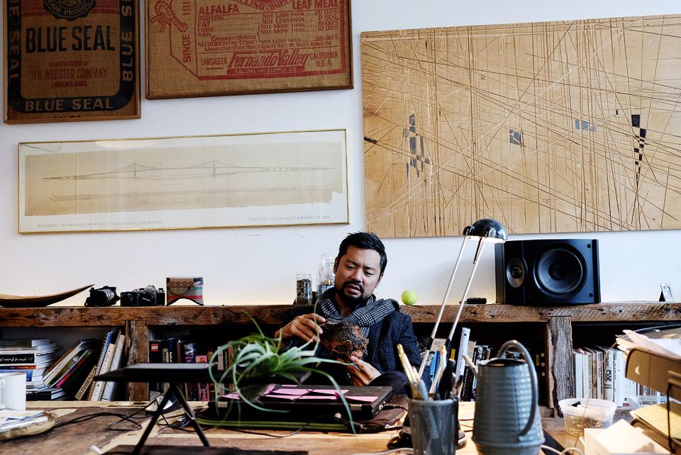 designer and architect, new york • huy bui