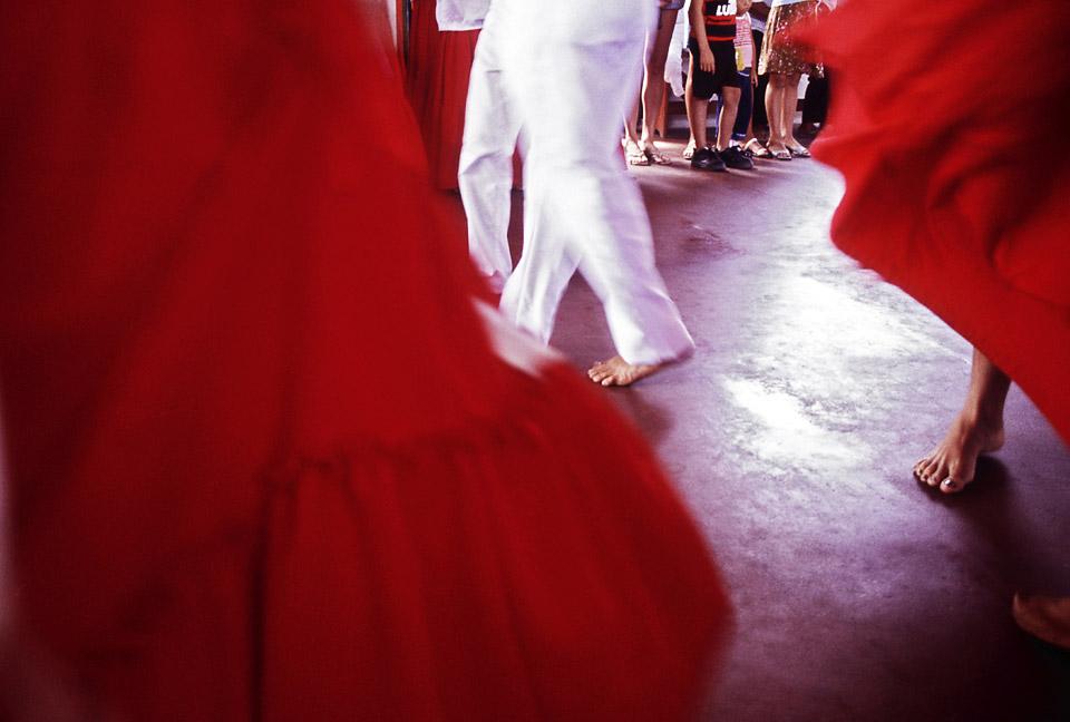 danças da marujada,  pará, brazil 2002