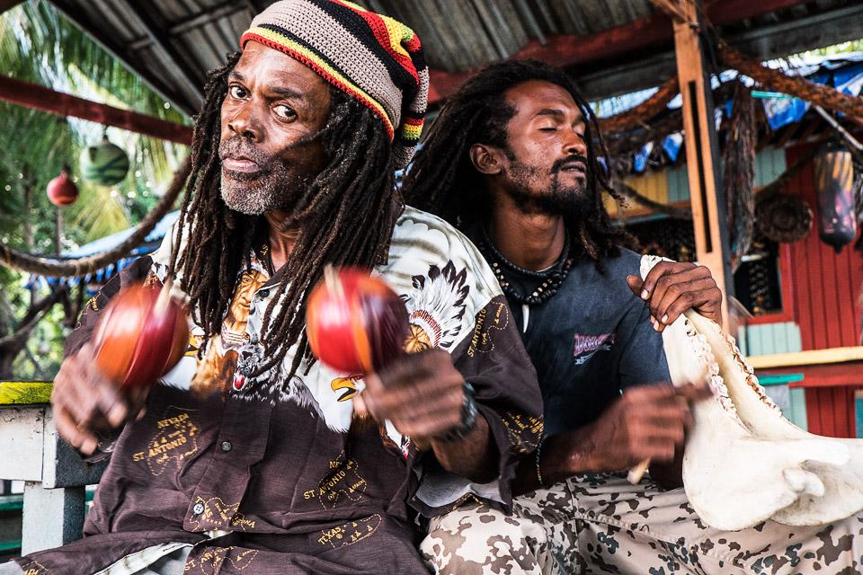 musicians, providencia, colombia