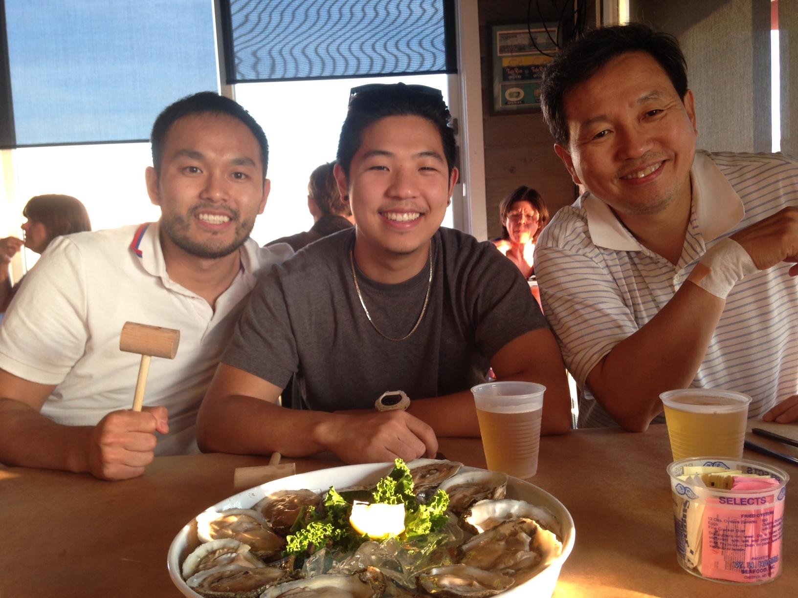 My three favorite guys