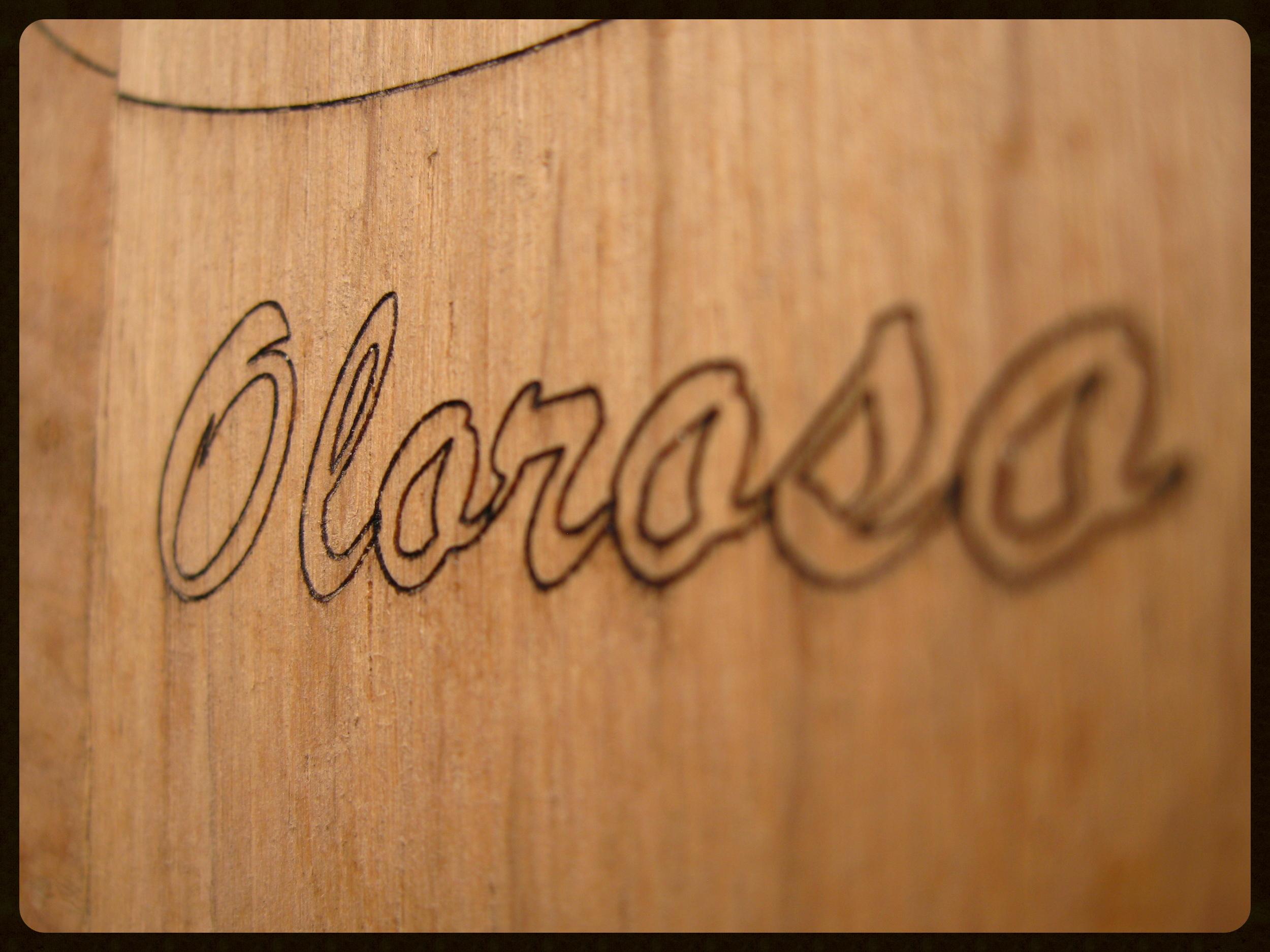 Oloroso 'Sherry Casks', just one of many added flavourings.