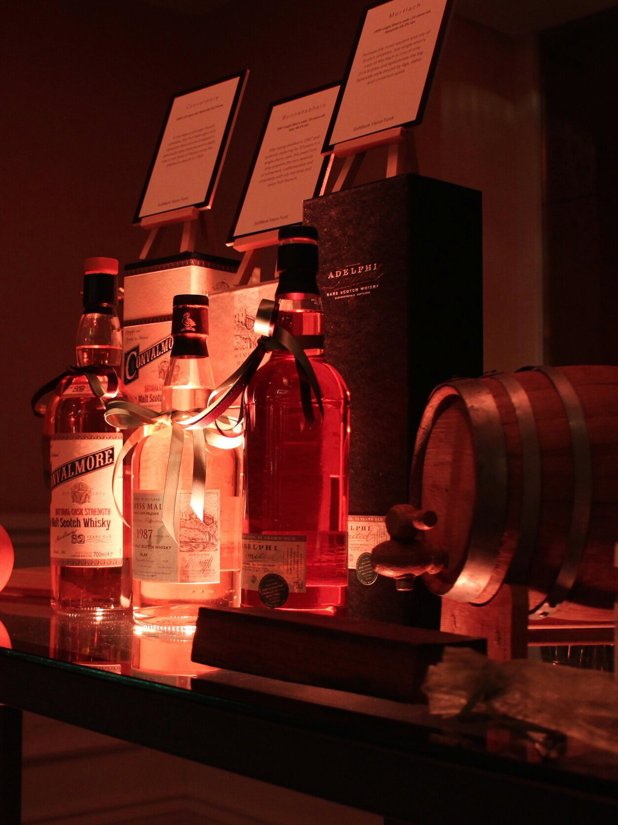 Corporate Whisky Tasting