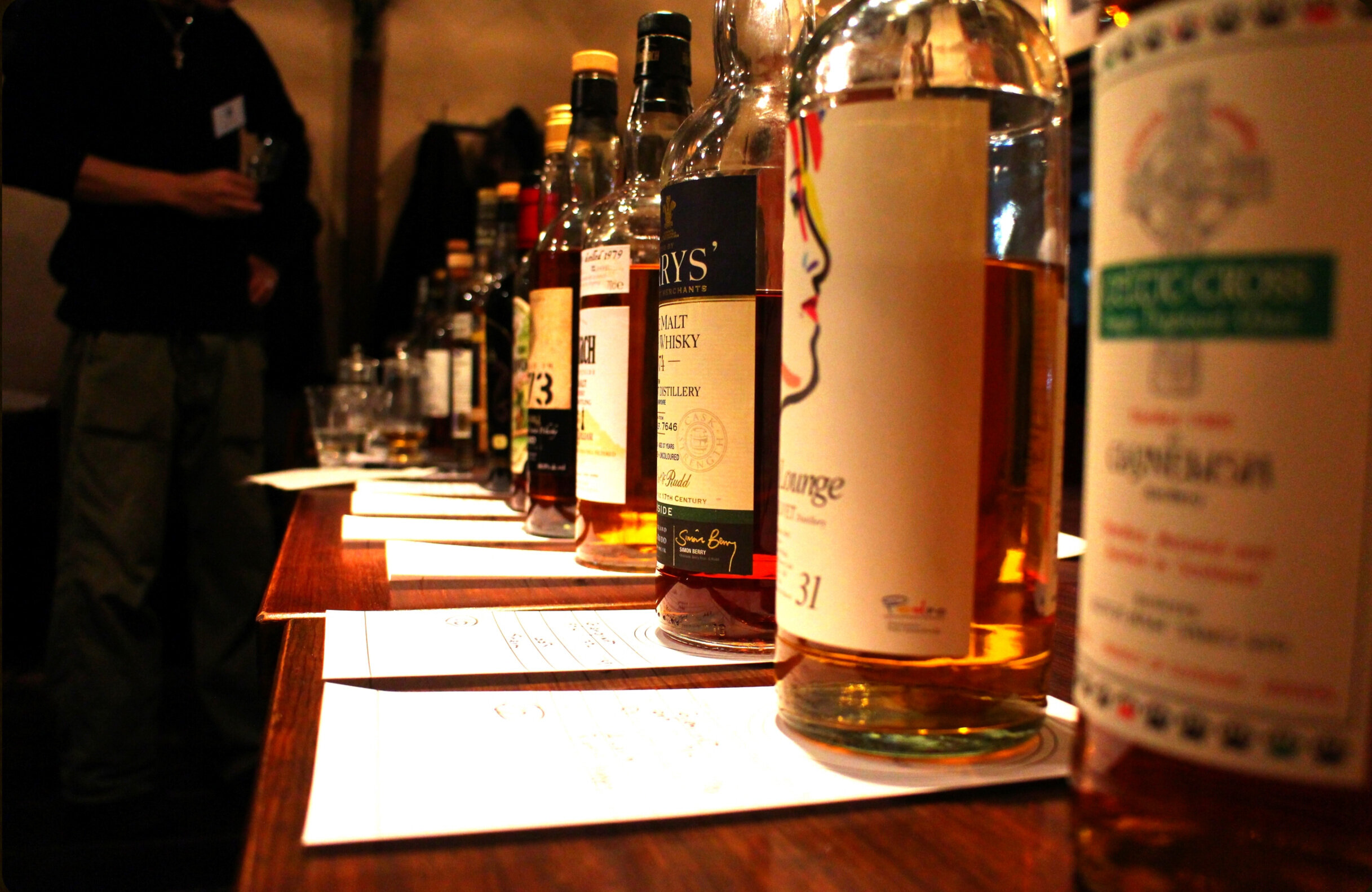 Whisky tastings in Scotland