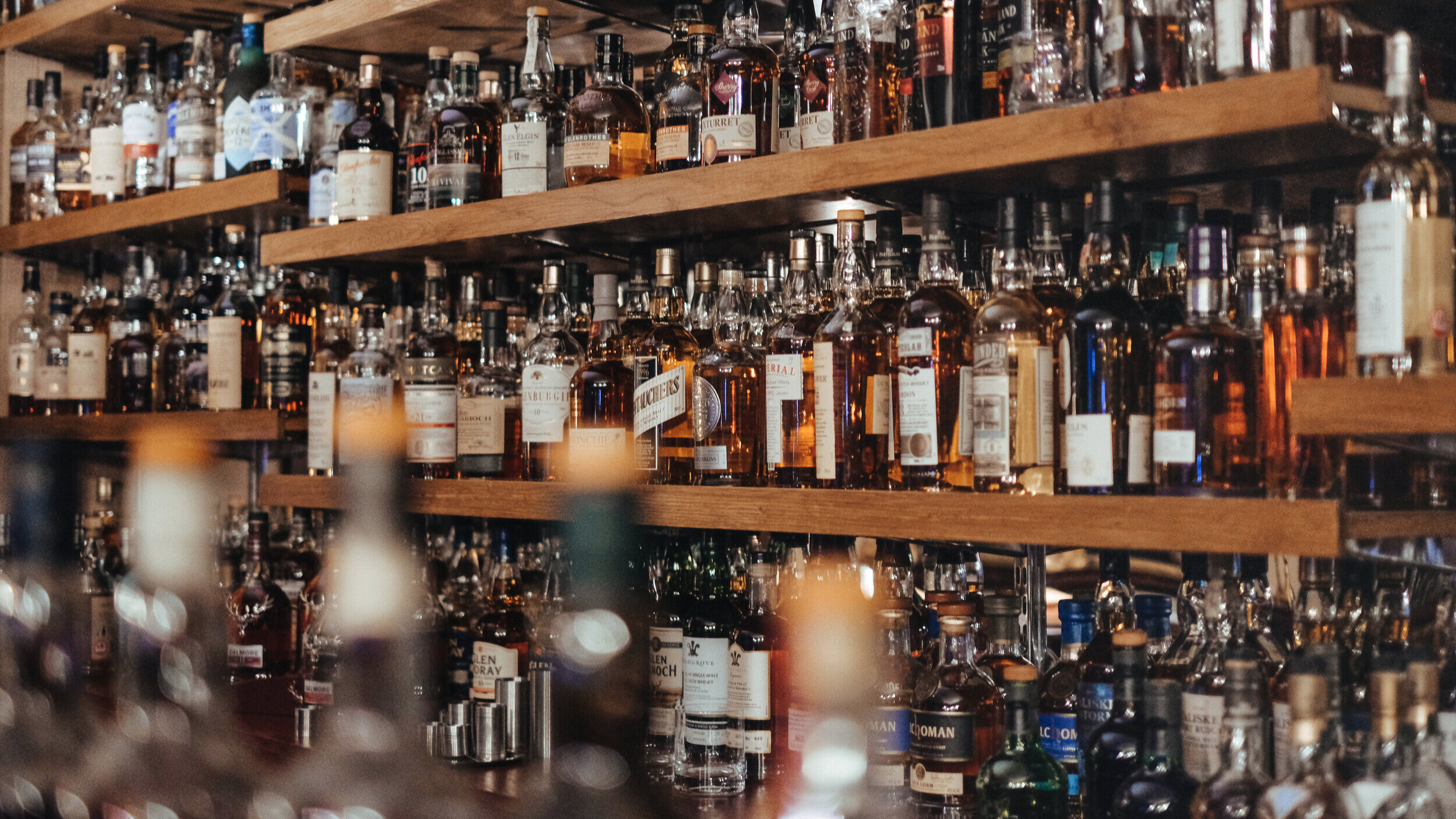 How many different types of Scotch Whisky are there?