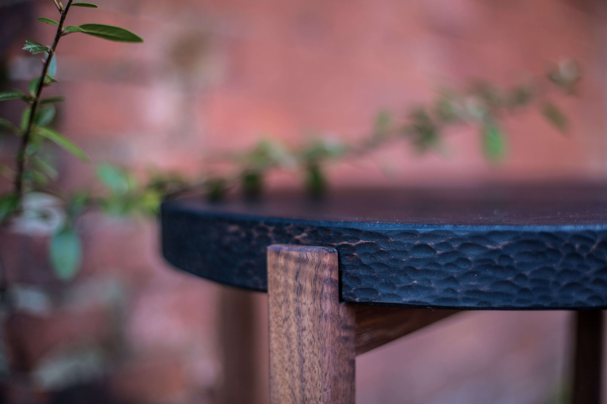 Alicia_Dietz_Modern_Concrete_Furniture_Carved_Wood_End_Table_Sofa_Table_Richmond_VA_6