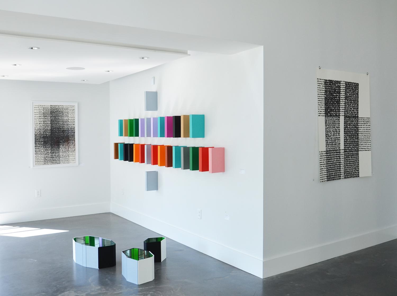 Lionheart Gallery Installation