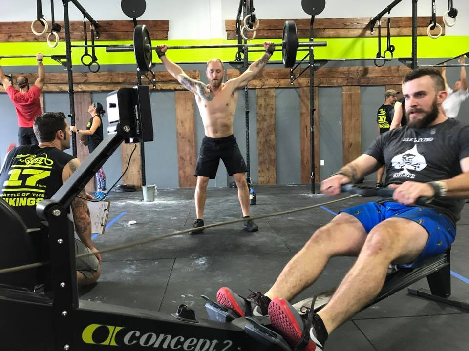 CrossFit Comp - Frederick, MD ODIN CrossFitSaturday October 6th