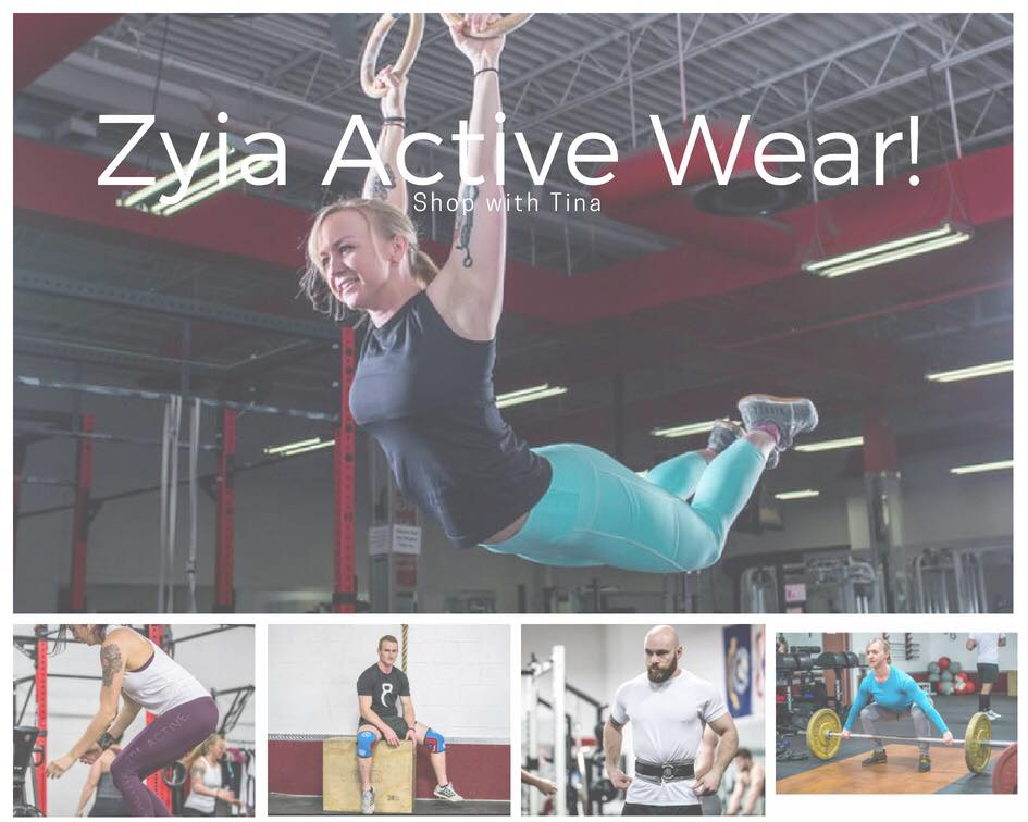 Pop-Up Shop Oct.6th - Zyia Active Wear will be set up @ The Battle of the Vikings Competition! Grab your partner & Register TODAY!