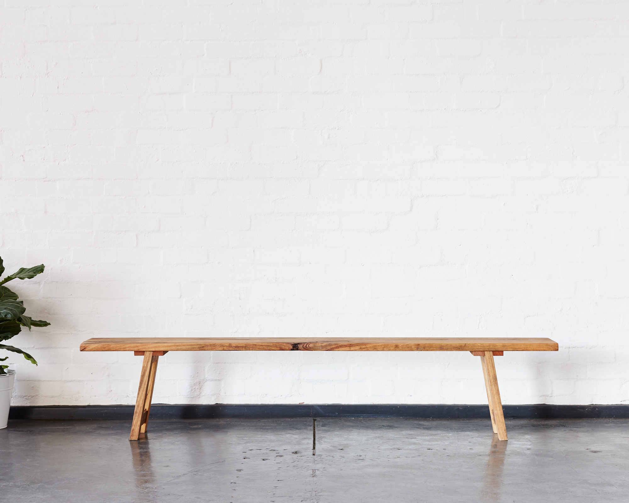 Ottens Timber Bench