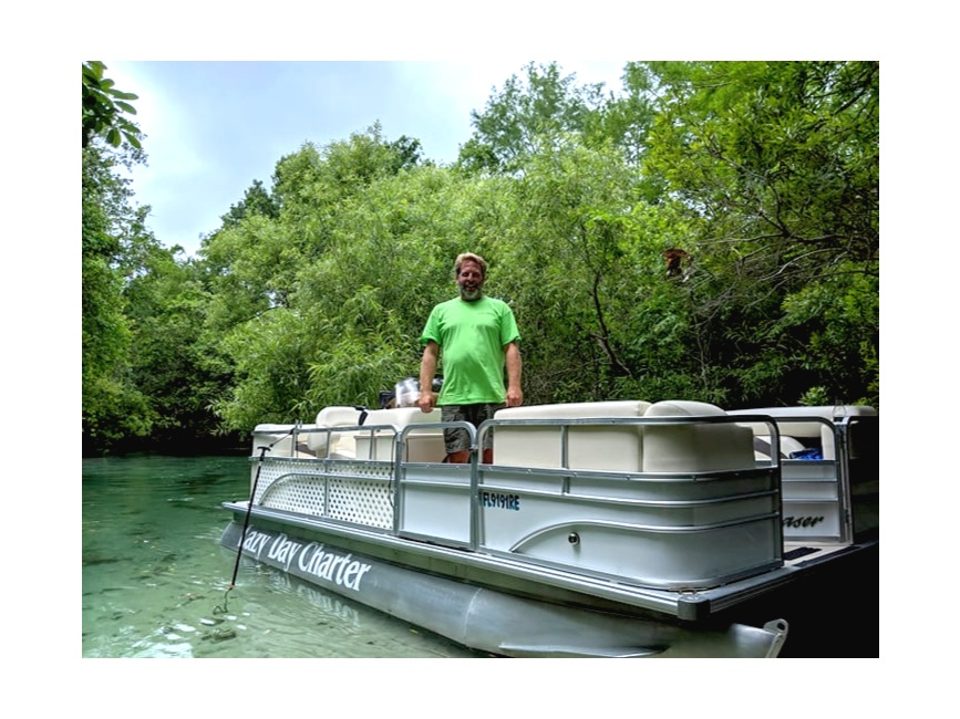 Experience the beauty of the pristine Weeki Wachee River. Offering Wintertime Manatee Tours and Swimming. Breathtaking and serene and we cruise and see all that Florida's Adventure Coast has to offer.