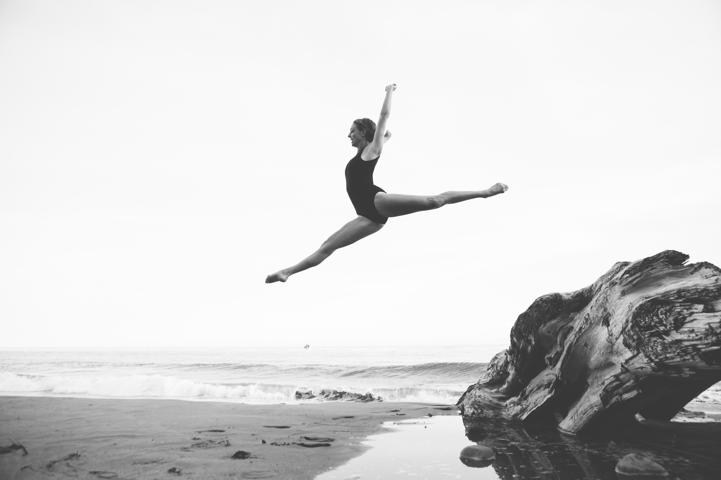 Colleen Ferguson leap