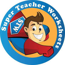 SUPERTEACHER WORKSHEETS