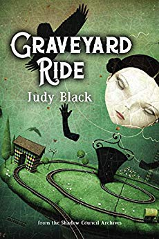 Graveyard Ride (Book 2)    In this locked-room mystery, the early 20th-century supernatural hunter and sideshow owner-slash-illustrated woman and her entire show are trapped on a train bound to nowhere (okay, actually Memphis) with a murderer, and it's up to Hazel to find the culprit and deal with it before the body count gets out of control!  Hazel must call on all her wit, all her guile, and all her magical tattoos to keep her brother and her carnival family safe while the deadly train rumbles on through the night! What will they find when they get to Memphis? Will the Finnegan Family Cabinet of Aberrations survive the Graveyard Ride?
