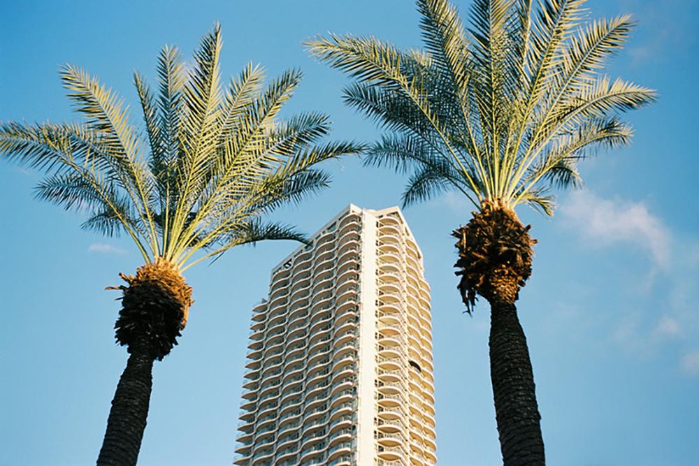 Tel Aviv, Dezember 2013