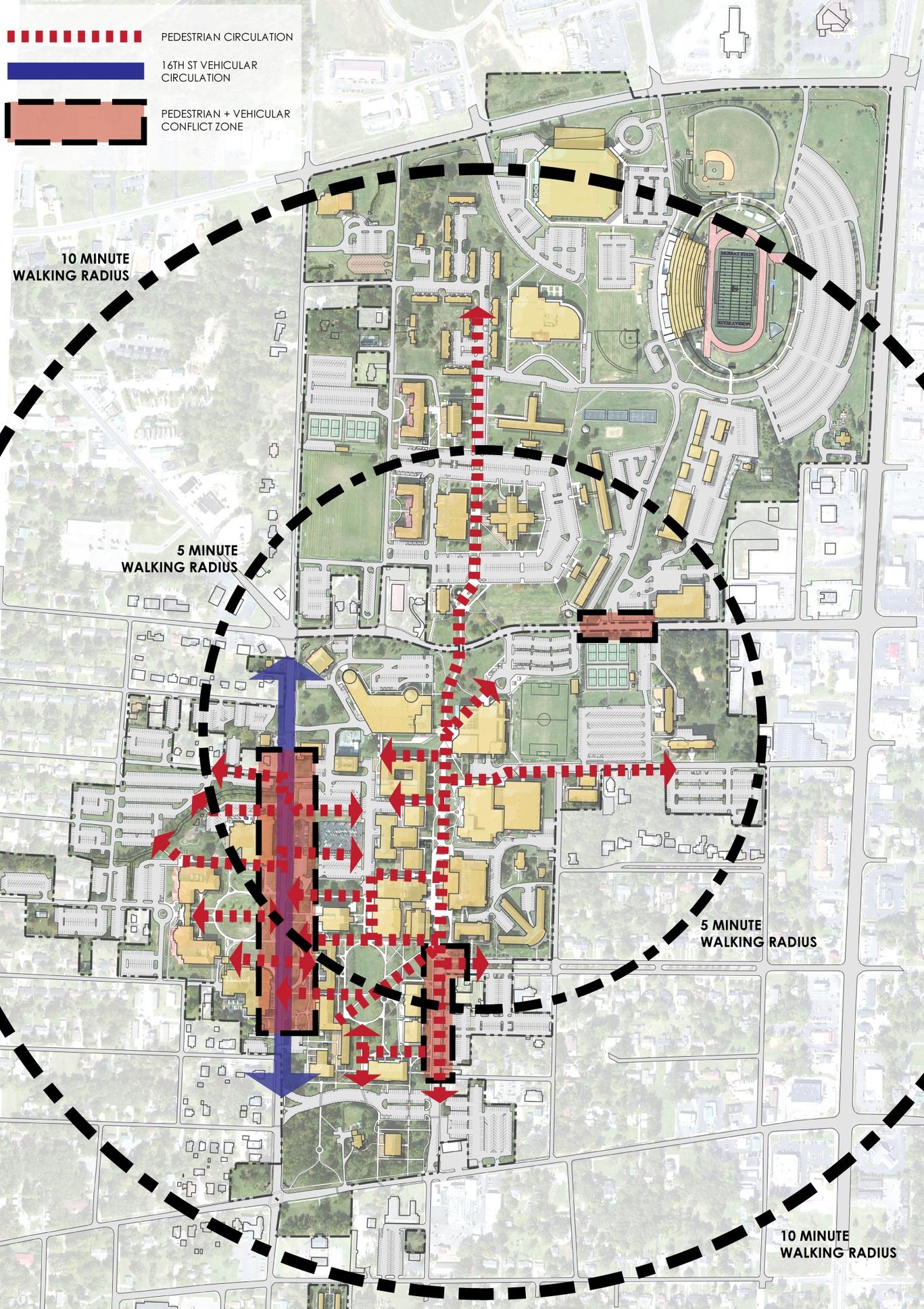 Murray State University Master Plan