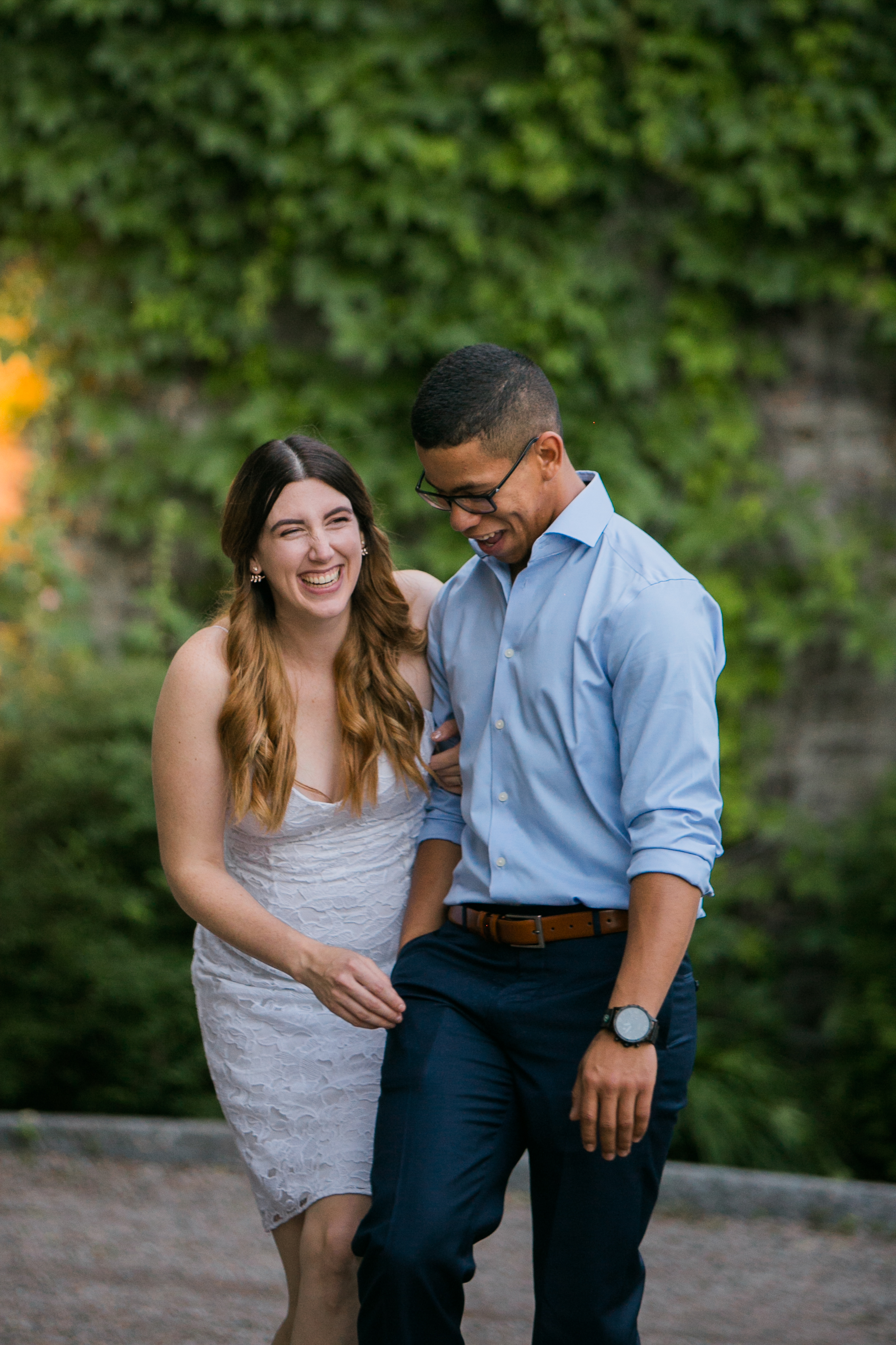 Vieux Old quebec engagement photos at sunset by Ness Photography.11.jpg