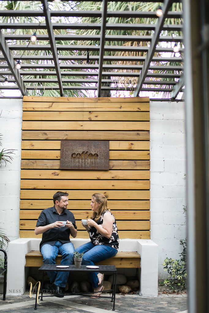 Foundation coffee co engagement photoshoot- Tampa Florida  wedding photographer 6.jpg