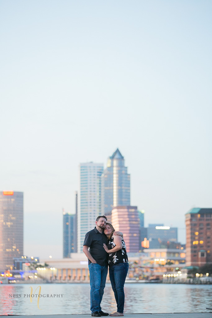 Tampa downtown engagement photoshoot by Tampa Florida Wedding Photographer  13.jpg