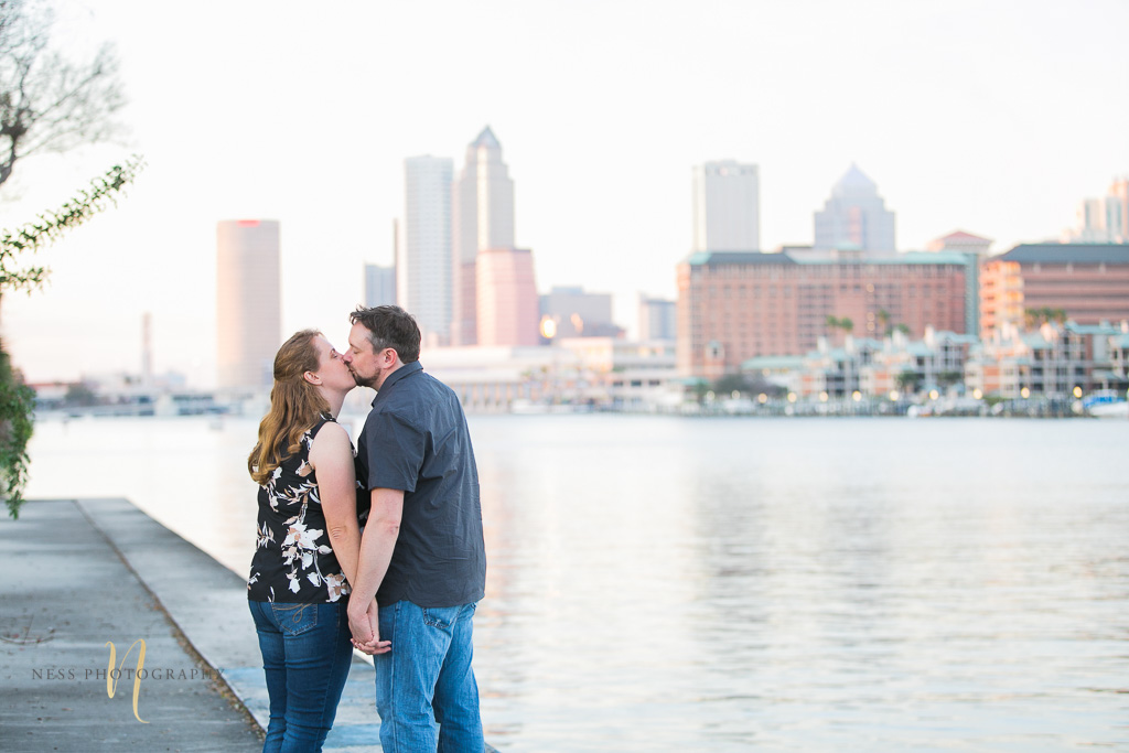 Tampa downtown engagement photoshoot by Tampa Florida Wedding Photographer 8 .jpg
