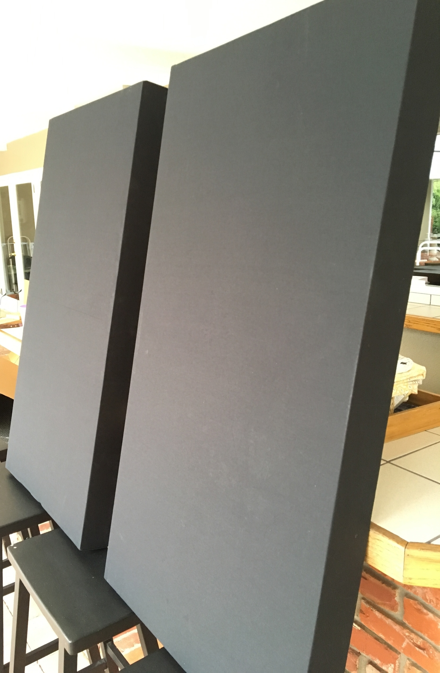How To Build A Sound Absorbing Panel In