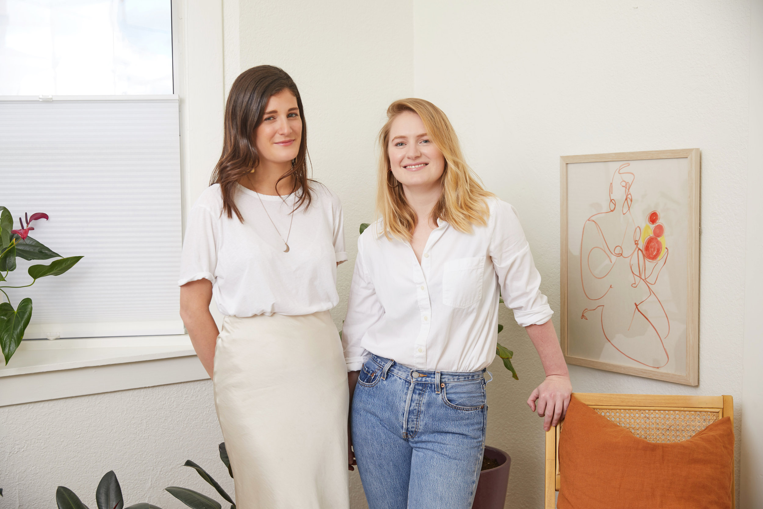 Dipsea Co-Founders Gina Gutierrez and Faye Keegan