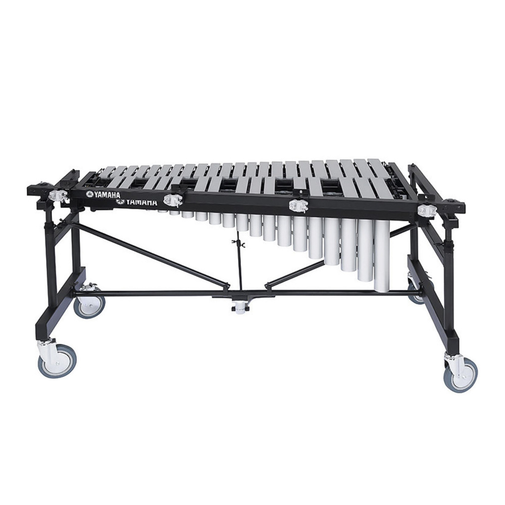 YAMAHA PERCUSSION  1-YVRD-2700 3 Octave Intermediate Multi-Frame™ II Vibraphone, Silver  Manufacturer's photo for reference only.  Photos & pricing available upon request.