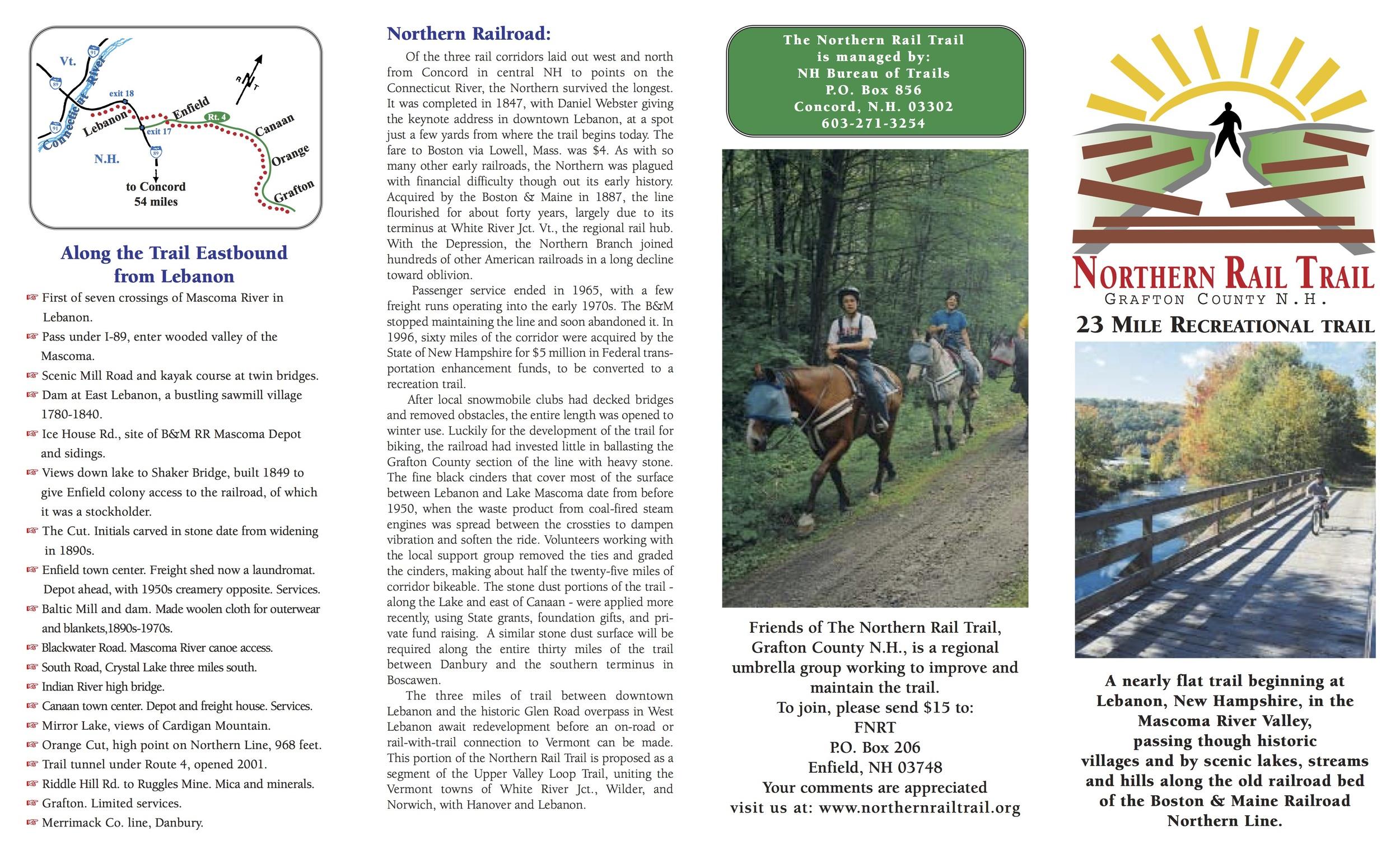 Northern Rail Trail