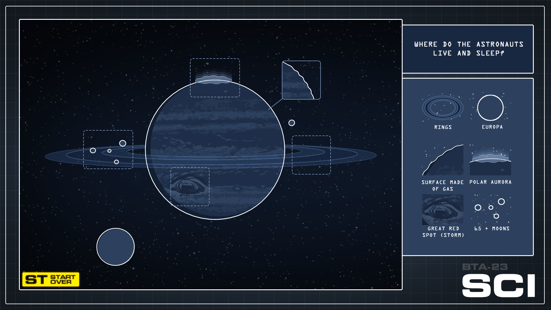 Touch-screen matching mini-games.
